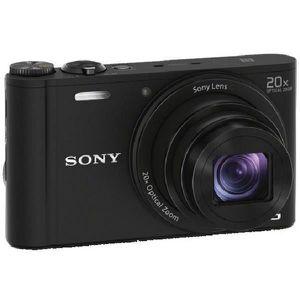 APPAREIL PHOTO COMPACT SONY DSC-WX350 - NOIR - APPAREIL PHOTO NUMÉRIQUE