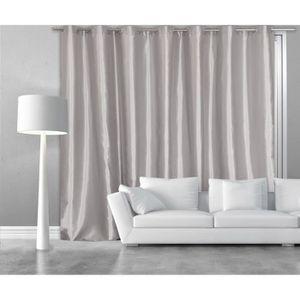 RIDEAU Rideau Innexio 290x250 cm gris clair