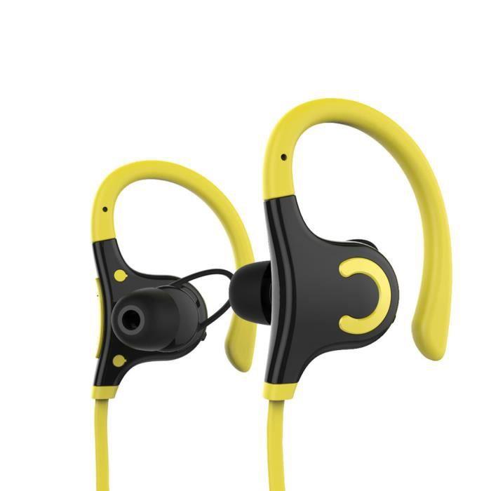 S2 Csr Basse Ultra-mince Ipx4 Étanche Cou Bluetooth 4.1 Sport Extérieur Ecouteur @lm4784
