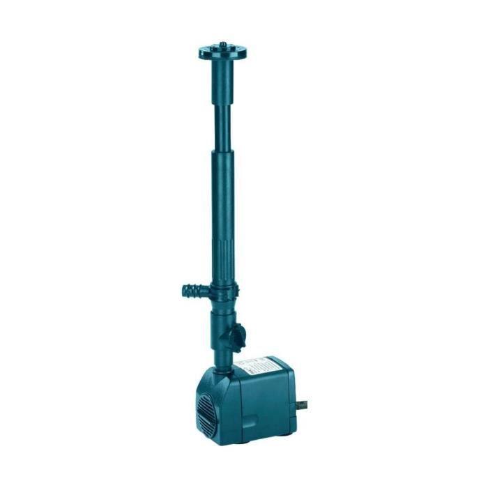 Pompe de bassin mini 650fiap achat vente pompe for Petite pompe bassin