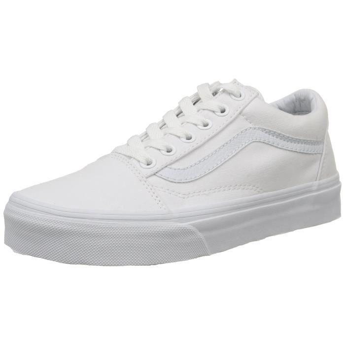 De Skool Dbfnq5 Classique Adults Old 3zbgtw Hommes Toile Vans Chaussures tsrhQd