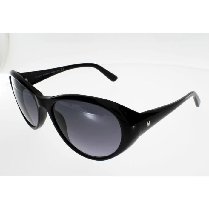 HOGAN HO0067S noir Femme Indice 3 Verres Gris
