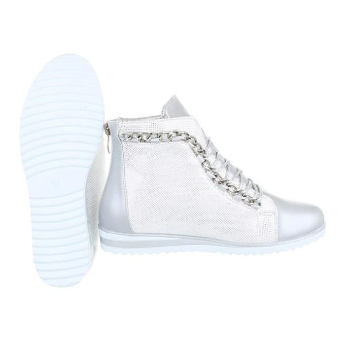 Chaussures 41 Sneakers sportlaceter femme argent chaussures Ywqr1Y0x  Chaussures 41 Sneakers sportlaceter femme argent chaussures Ywqr1Y0x ... cbe11747a894