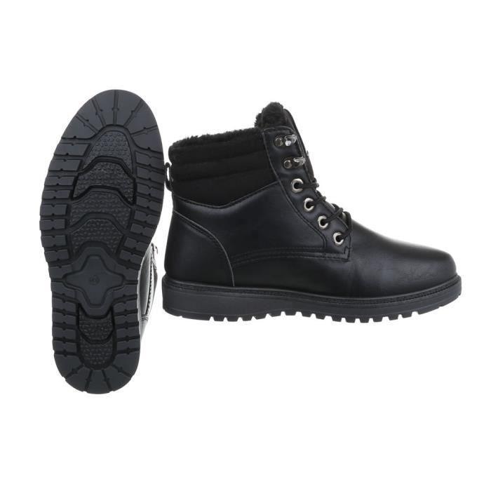 messieurs hiver bottillon | hiver bottes doublé | épais doublée Bottes de neige | Art fourrure hiver Boots | Art fourrure bottes |
