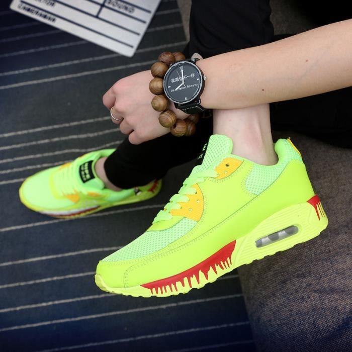Personnalité Respirant Sneakers Simple Classique Sport Chaussure Femmes Lj De qwpU4zxXUt