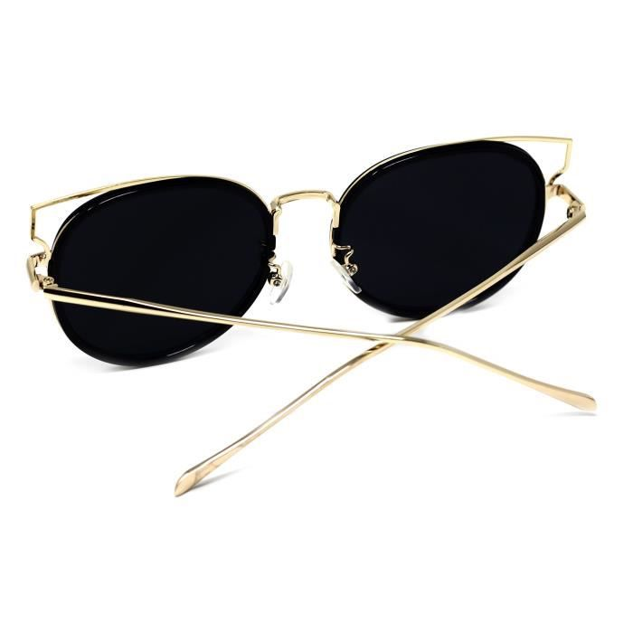 Premium Mirror Coated Lenses Sunglasses With Uvb Protection DEEJ2