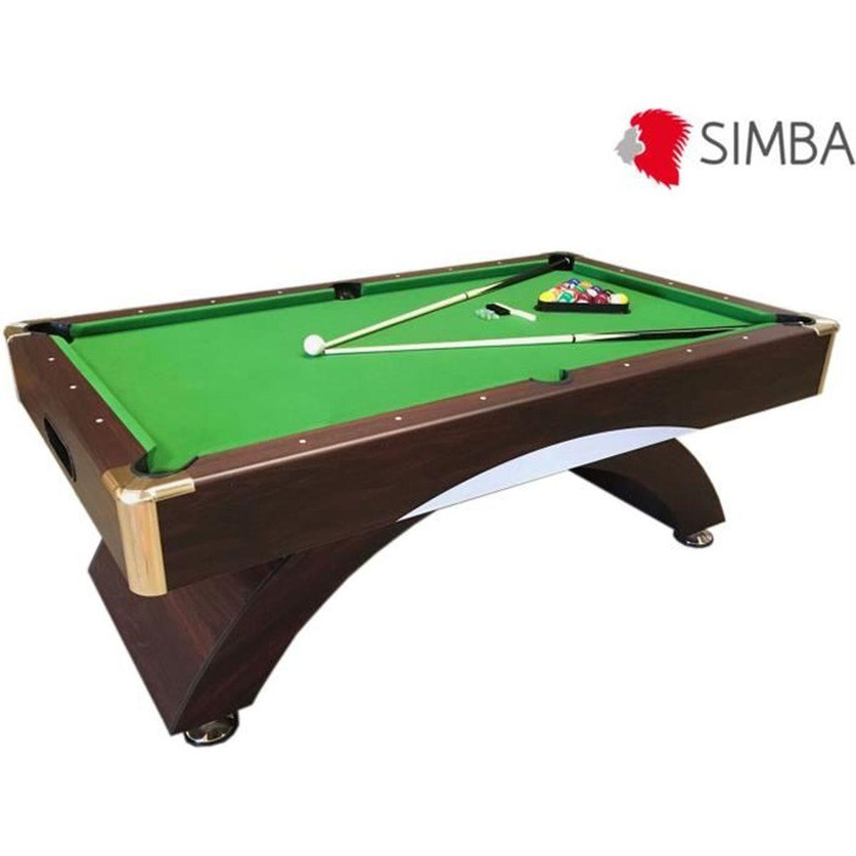 bille billard 8 pool achat vente jeux et jouets pas chers. Black Bedroom Furniture Sets. Home Design Ideas