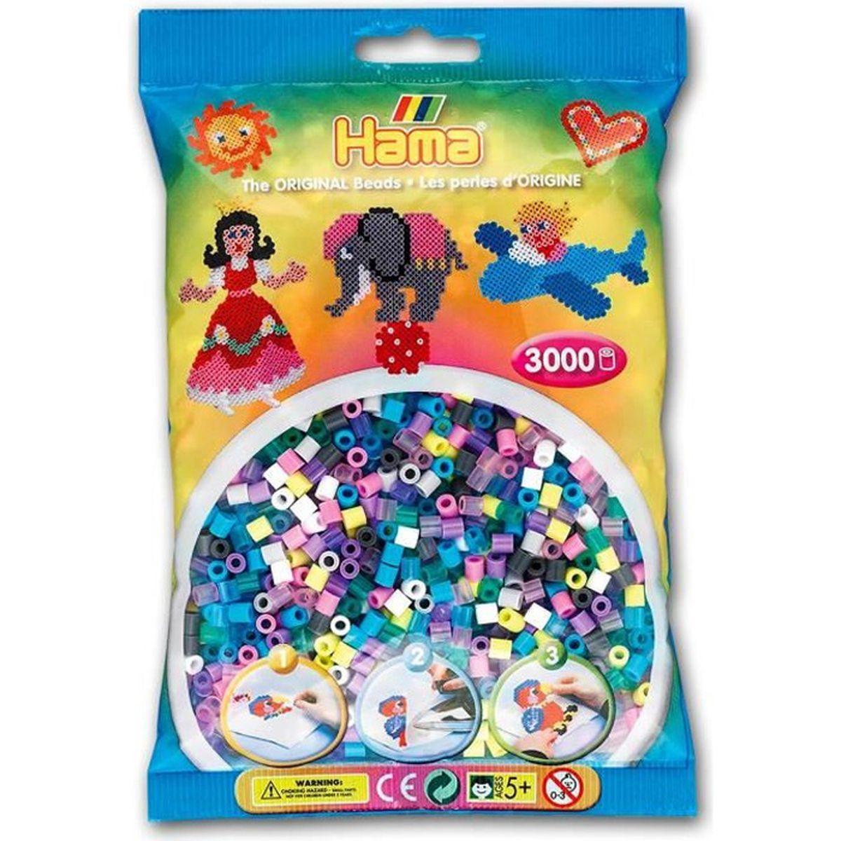 perle hama couleur achat vente jeux et jouets pas chers. Black Bedroom Furniture Sets. Home Design Ideas