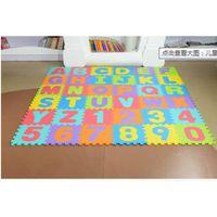 TAPIS PUZZLE Puzzle tapis 86 pcs en mousse pour bébé contre pla
