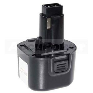 BATTERIE MACHINE OUTIL Batterie pour Dewalt DE9036, DE9062, DW9061, 2000m