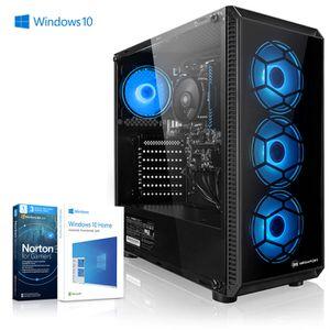 UNITÉ CENTRALE  Megaport Unité centrale PC gamer 4-Core AMD A8-960