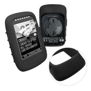 Sac pour Garmin Edge Housse de protection en silicone protector Case Noir