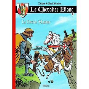 BANDE DESSINÉE Livre - le chevalier blanc t.2 ; le nectar magique