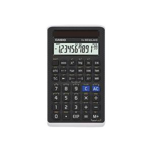 CALCULATRICE Casio fx-82SOLAR II Calculatrice scientifique 10 c
