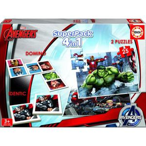 PUZZLE AVENGERS Superpack