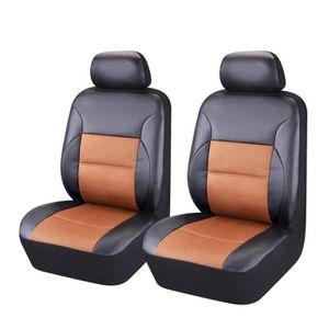 housse de siege auto cuir achat vente housse de siege auto cuir pas cher cdiscount. Black Bedroom Furniture Sets. Home Design Ideas