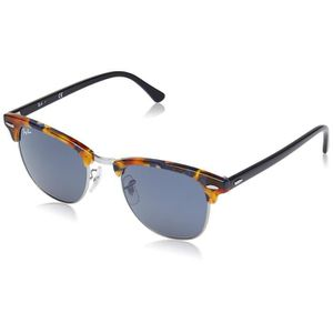 LUNETTES DE SOLEIL Ray-ban Rb3016 Classic Clubmaster Sunglasses HNERS 53f180b9aaa5