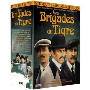 DVD SÉRIE les brigades du tigres - integrale des 6 saisons