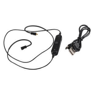 CASQUE - ÉCOUTEURS Câble rallonge pour casque MMCX avec télécommande