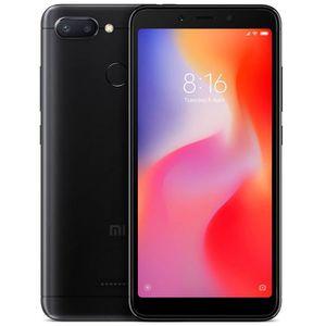 SMARTPHONE Xiaomi Redmi 6 3+32Go 5.45'' 4G core Helio P22 Oct