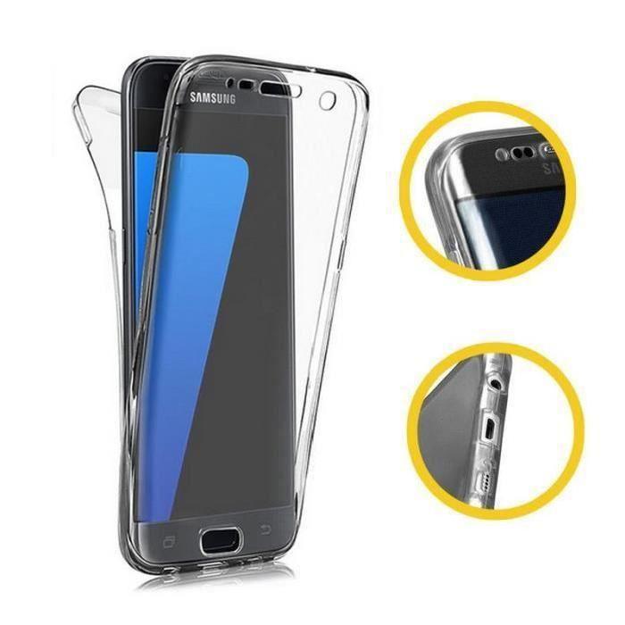 390d20840fbbb9 Samsung Galaxy S7 EDGE - Nouvelle silicone Anti-Ch. Où trouver l offre Coque  samsung galaxy s7 edge silicone transparente souple ...