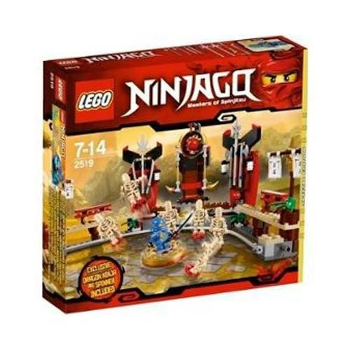 figurine personnage lego 2519 bowling squelettes ninjago - Lego Squelette
