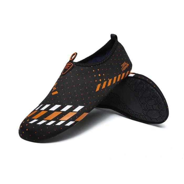 Chaussures Eau Homme Décontractée plage chaussu 428KnWob