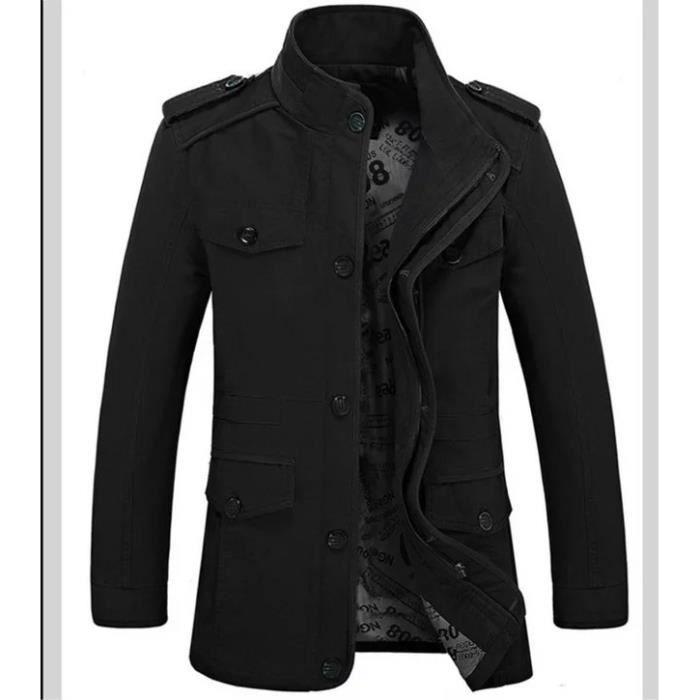 Automne Veste Printemps Noir Hommes Fashion Achat Coréenne FqCEFwvr