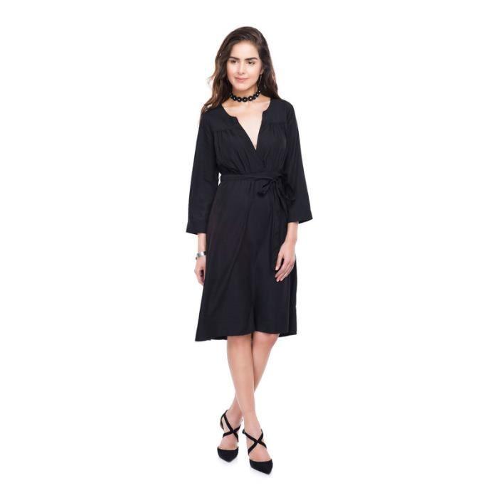 ROBE Revel Robe Femme Elegant Collection