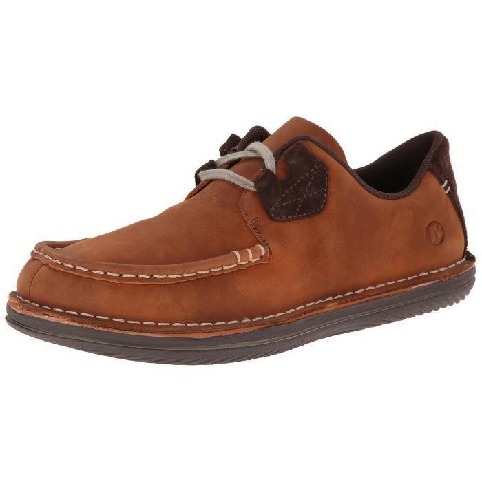 Merrell Chaussure en cuir à bascule en cuir pour homme NO1SZ RwpEAHup