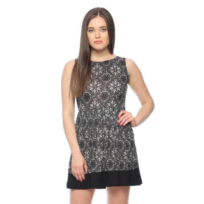 Womens Body Con Cotton Midi Dress SX4PU Taille-38