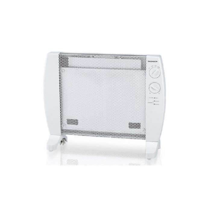 thomson thray001m radiateur rayonnant mobile coupure de s curit et anti basculement puissance. Black Bedroom Furniture Sets. Home Design Ideas