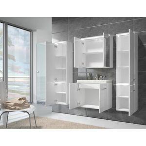 Meuble salle de bain 60x35 achat vente meuble salle de for Meuble de salle de bain xl