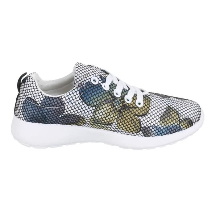 Chaussures femmes sneakers Basket chausson