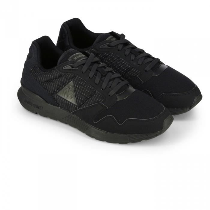 Chaussures Omega X 2.0 Reflective Black - Le Coq Sportif