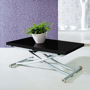 pied de table relevable achat vente pas cher. Black Bedroom Furniture Sets. Home Design Ideas