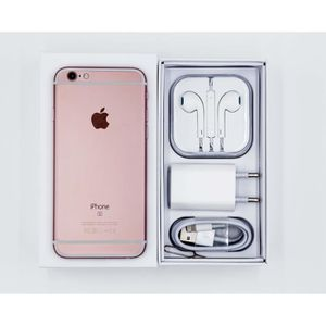 SMARTPHONE RECOND. Apple iPhone 6S 16 Go - Rose/blanc reconditionné