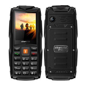 Téléphone portable goushoop®VKWorld New Stone V3 IP68 téléphone porta