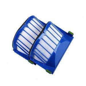 BALAI ÉLECTRIQUE Paquet de 2 Filtres Filtre Irobot Roomba 500 551 5