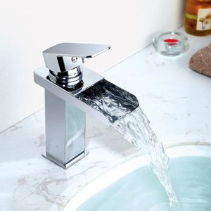 ROBINETTERIE SDB Homelody Robinet de Lavabo Cascade Mitigeur Salle