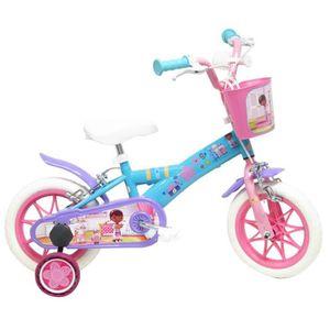 VÉLO ENFANT Vélo fille DISNEY DOC LA PELUCHE 120