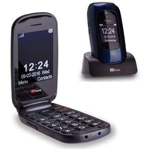 Téléphone portable TTfone Lunar Grand Bouton Simple Facile Conception