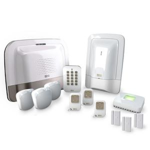 KIT ALARME Pack alarme maison Delta Dore  Tyxal + Compact - K
