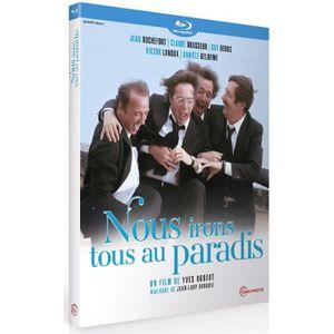 BLU-RAY FILM Blu-Ray Nous irons tous au paradis