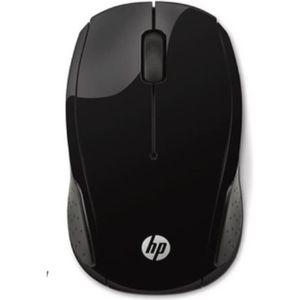 HP Souris Wireless 200 X6W31AA - Noir - Prix pas cher - Cdiscount d1514f31ad93