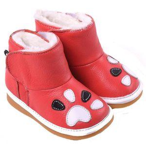 BOTTINE CAROCH - Chaussures à sifflet | Bottes fourrées ro