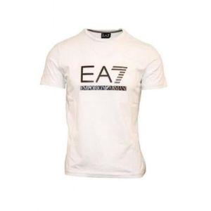 Tee-shirt EA7 EMPORIO ARMANI 6XPTA5 Blanc BLANC - Achat   Vente t ... 0175547b9b5
