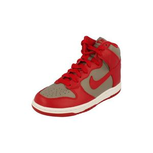 the latest 866bb ee9bc BASKET Nike Femme Dunk Retro QS Hi Top Trainers 854340 Sn ...