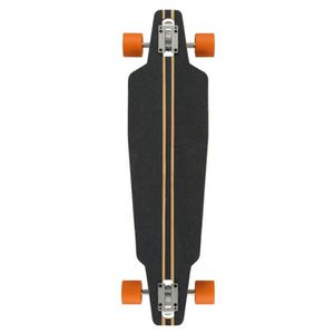 SKATEBOARD - LONGBOARD OSPREY Longboard Twin Tip CHECKERS