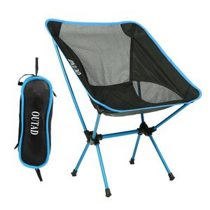 CHAISE DE CAMPING OUTAD Chaise Pliante Legere Camping